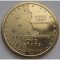 1 доллар США - Энни Джамп Кэннон