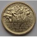 1 доллар США - Попечительский сад